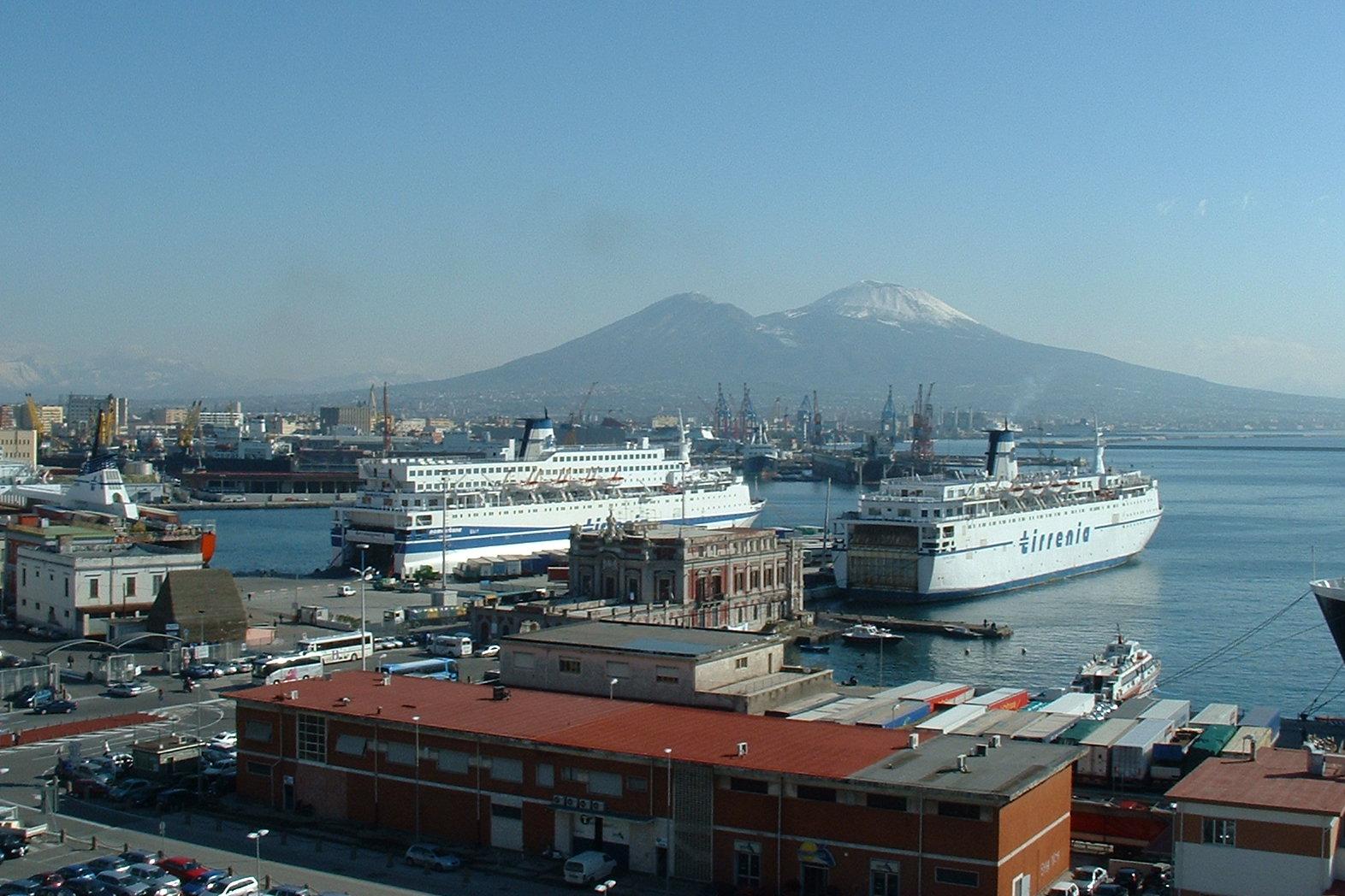 Maritime security, il porto di Napoli ispezionato dalla Comunità europea