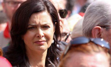 Boldrini si 'cimenta' in una lezione di diritto … a Nordio