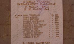 Una memoria...smemorata: 25 marzo 1944