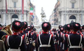 I Granatieri di Sardegna ricordano il Duca di San Pietro