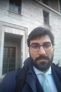 Avvocato Davide Maniscalco, esperto di informatica giuridica ed information security.