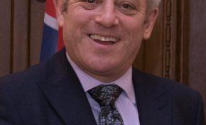 Brexit: chi é John Bercow, il controverso speaker della Camera