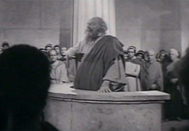 Socrate, il martire del libero pensiero
