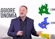 Autonomia: in Calabria il residuo fiscale più negativo d'Italia