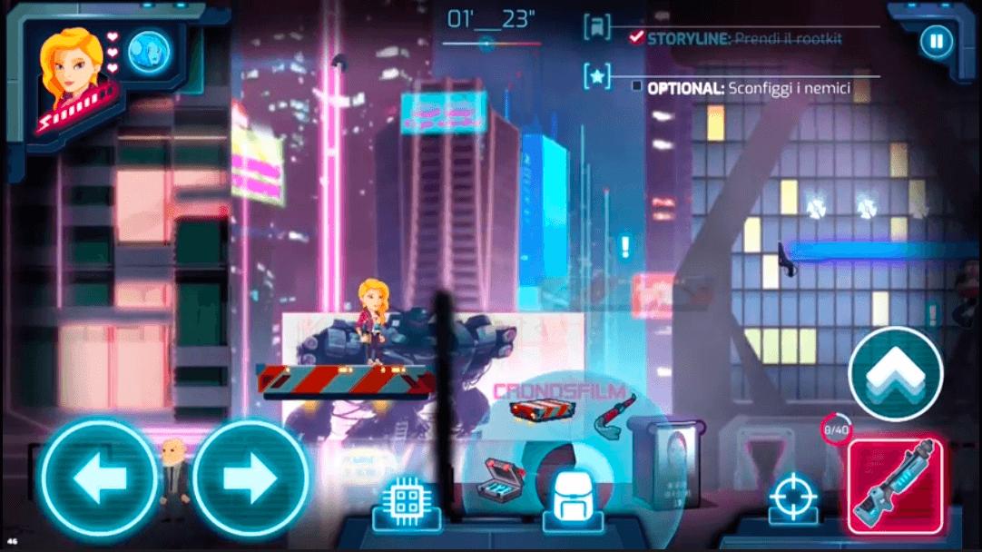 Arriva Cybercity Chronicles: il primo videogioco dell'intelligence