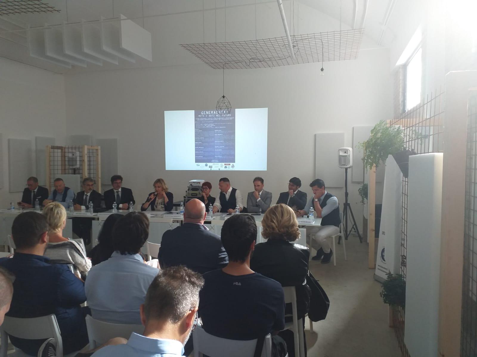 Cyber: si è tenuto a Giulianova il GeneraData