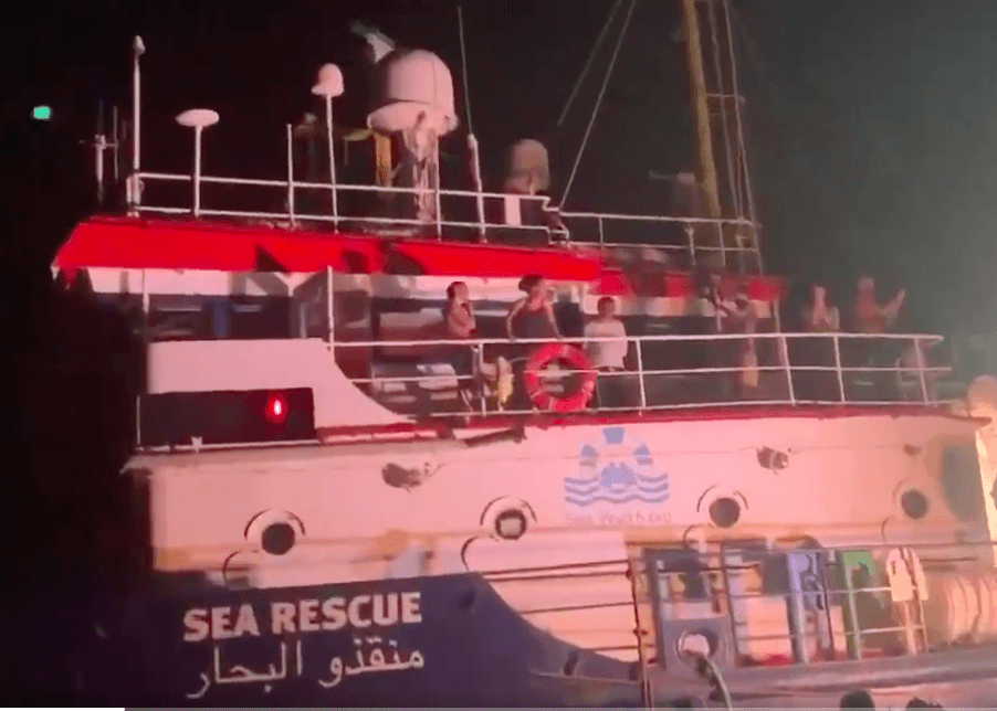 Sea Watch: il tradimento della sinistra