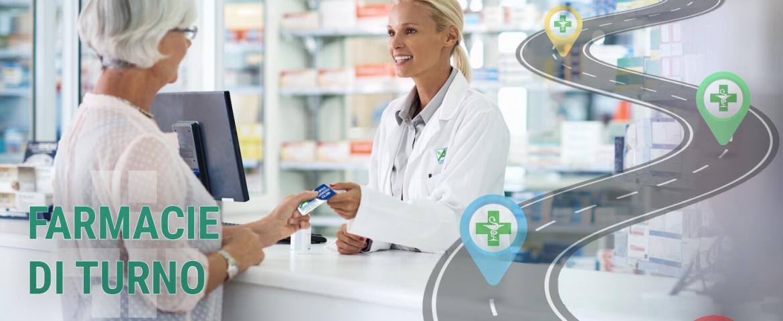 Come trovare una farmacia aperta in zona?
