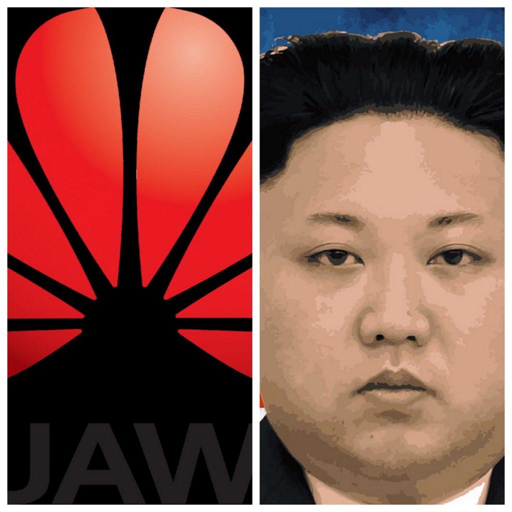 Il silenzioso aiuto di Huawei alla Corea del Nord per la rete 3G