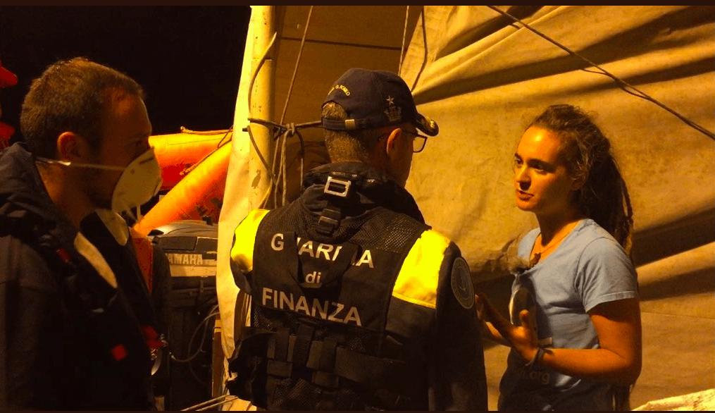 Caso Sea Watch: venti di tempesta dentro forze armate e polizia