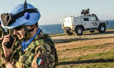 Libano: feriti due militari italiani