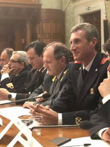 Antonello Ciavarelli delegato Cocer Marina