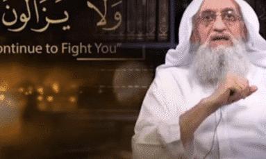 Terrorismo: al Zawahiri fomenta gli animi dei mujaheddin