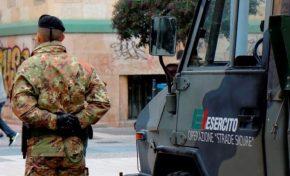 Milano: accoltella un militare e urla Allah akbar