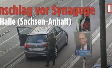 Germania, attacco in sinagoga a Halle: due morti