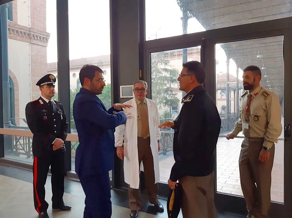 Tofalo incontra in ospedale i militari coinvolti nell'attacco in Somalia, ma non erano tutti illesi?