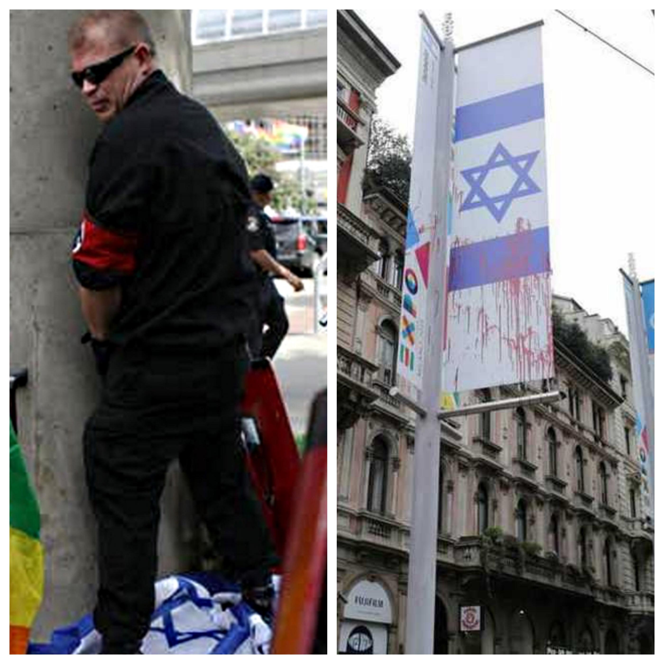 Antisemitismo: neonazisti ed estrema sinistra alleati se si tratta di Israele