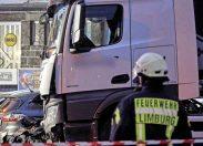 Germania: tenta la strage con un camion, fermato dai testimoni