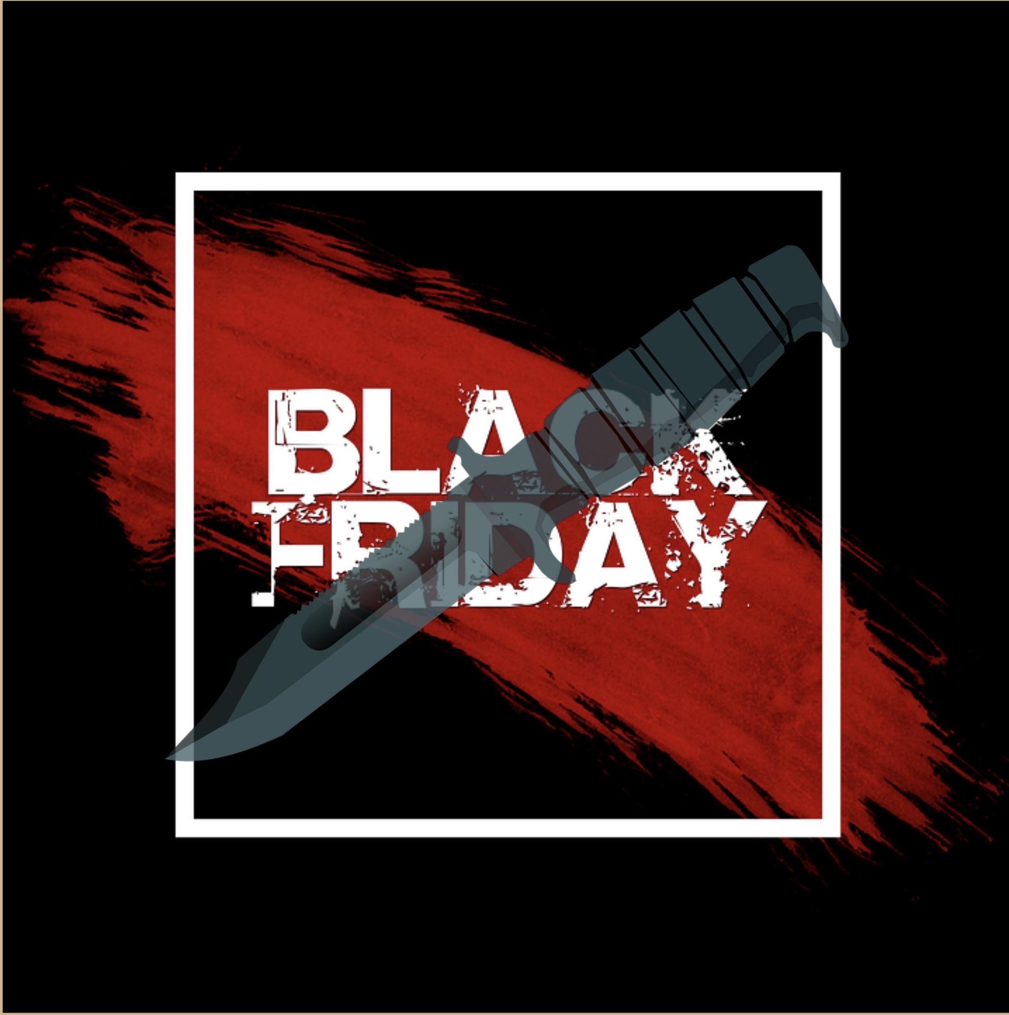 Black Friday del terrore: il 'venerdì nero' dell'Europa