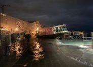 Acqua alta a Venezia: foto e video della Laguna