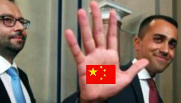 5G: fantasmi a Cinque Stelle e ombre cinesi