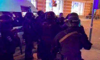 Mosca: attacco alla sede dei servizi segreti