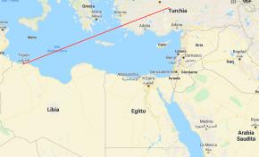 Libia: obiettivo della Turchia è inviare 6000 mercenari siriani