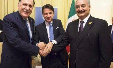 Libia, sparizione Sarraj: messo a cuccia dai suoi?