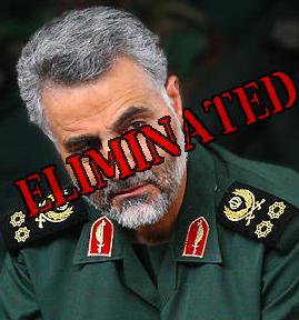 Soleimani: Usa e Israele neutralizzano il 'nemico'
