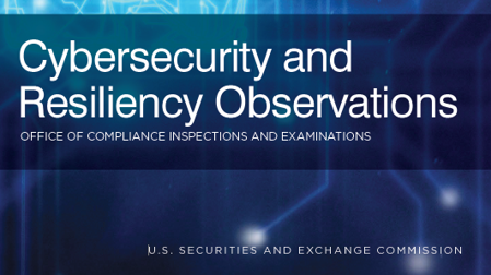 Sec pubblica osservazioni su pratiche cybersecurity e resilienza