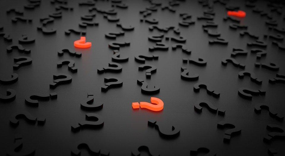 Domande senza risposta…
