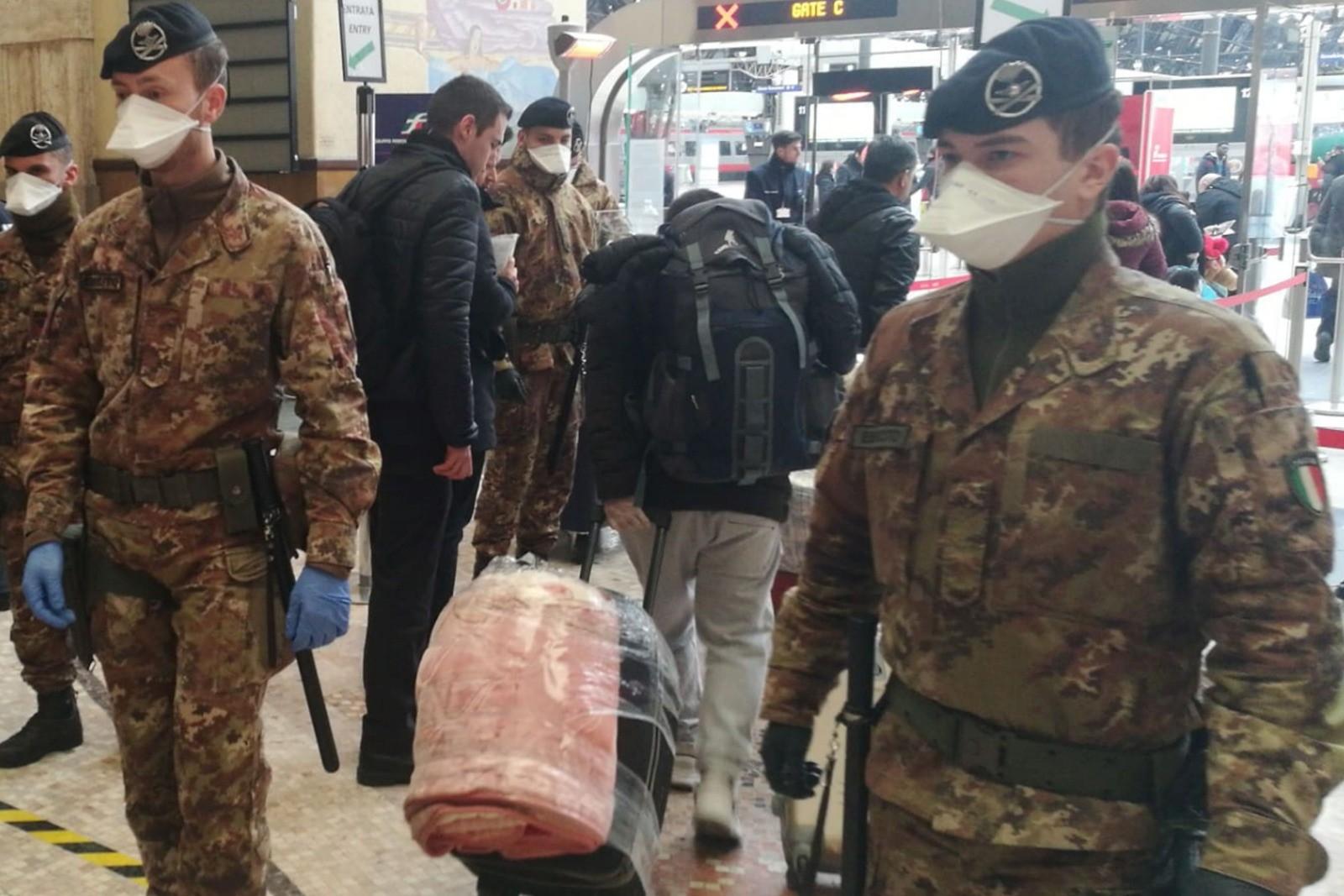 Covid19: continua impegno Esercito su tutto il territorio nazionale