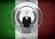 """Inps, Anonymous: """"Incapaci, avete fatto tutto da soli"""""""