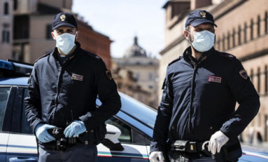 Segnala mancanza dispositivo anti-covid: poliziotto punito