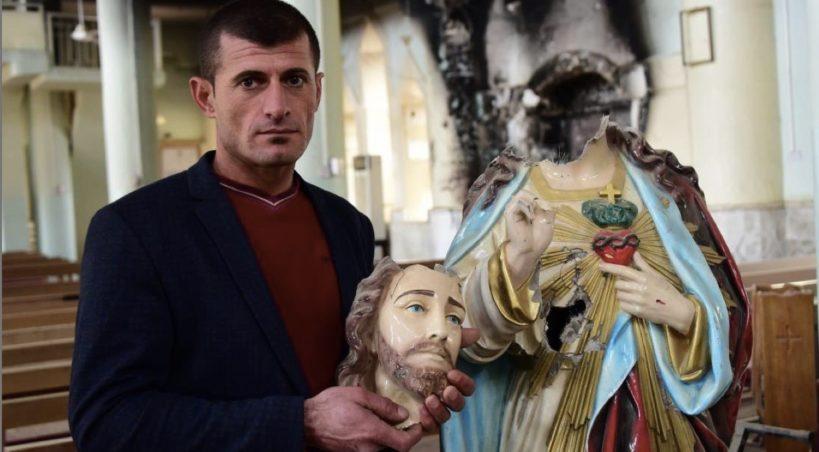 I cristiani in Iraq sono a rischio estinzione