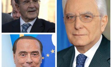 Prodi, Berlusconi e quel bis di Mattarella che fa comodo a tutti