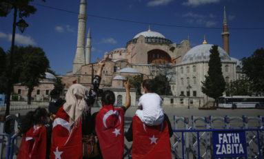 Santa Sofia: se Erdogan aspira a restaurare il Califfato
