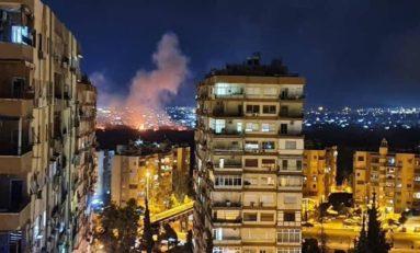 Medio Oriente: duro attacco di Israele contro basi filo iraniane in Siria