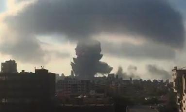 Apocalisse a Beirut: incidente o sabotaggio?