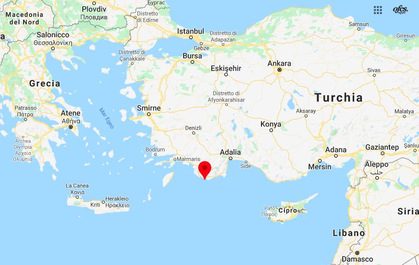 Mediterraneo: Kastellorizo senza Vassilissa diventa teatro di guerra, Porca Troia