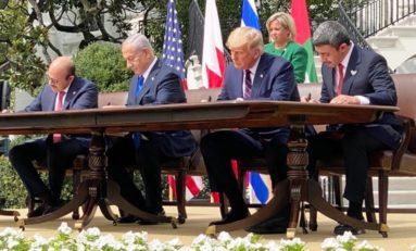 Accordi di Abramo, Trump-Netanyahu: scacco all'Iran