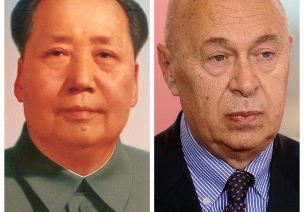 Meloni e Salvini: state attenti alle sirene di Mao