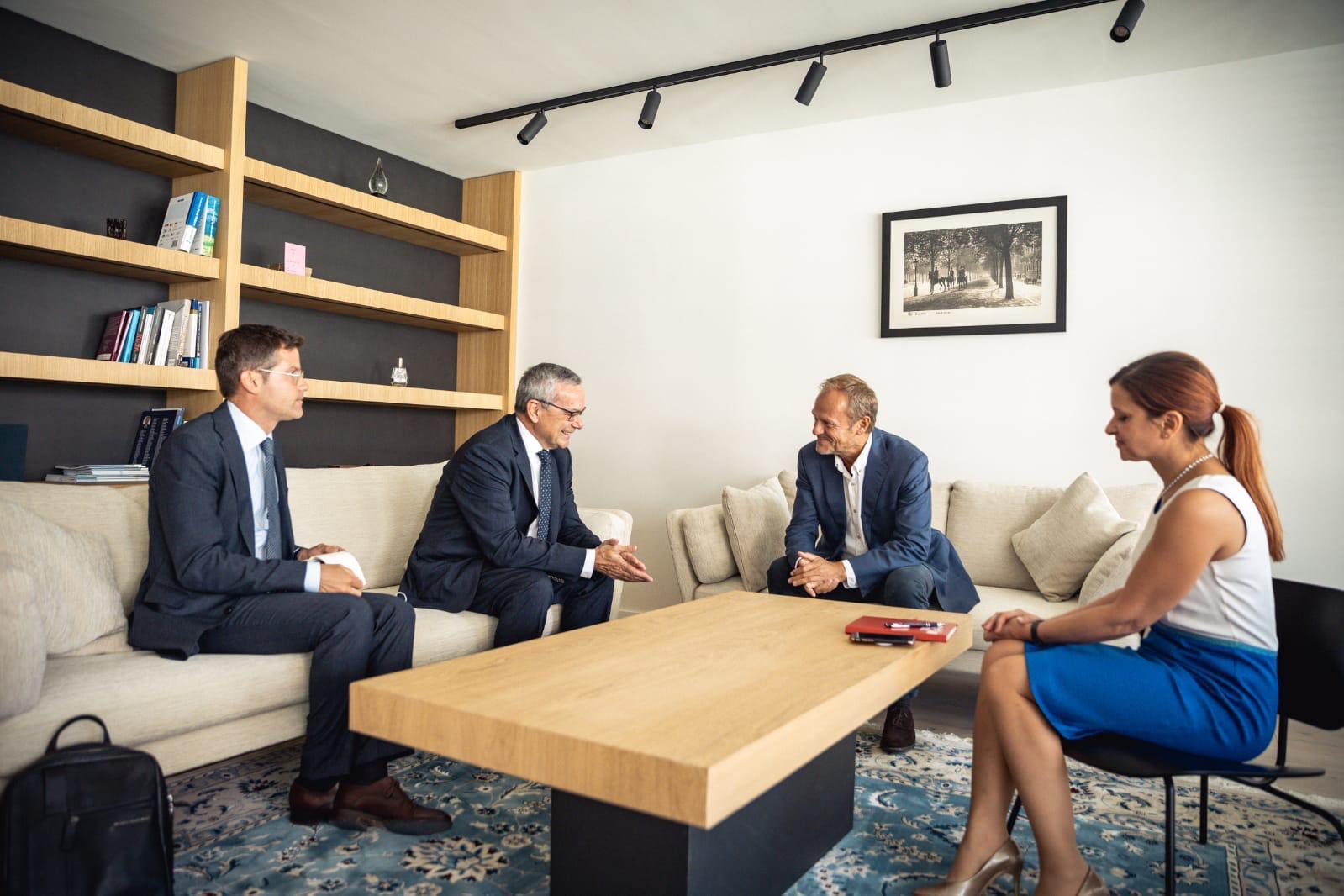 Il Partito popolare europeo cerca nuovi alleati in Italia