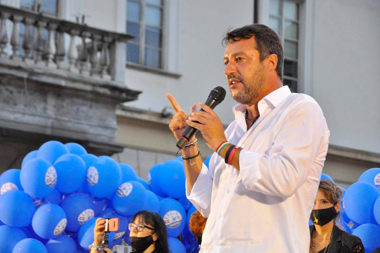 Il gup parla… prima del processo a Salvini
