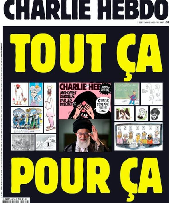 Charlie Hebdo: nuove minacce islamiste al giornale satirico