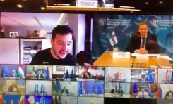 'Bucata' la videoconferenza dei ministri della Difesa Ue