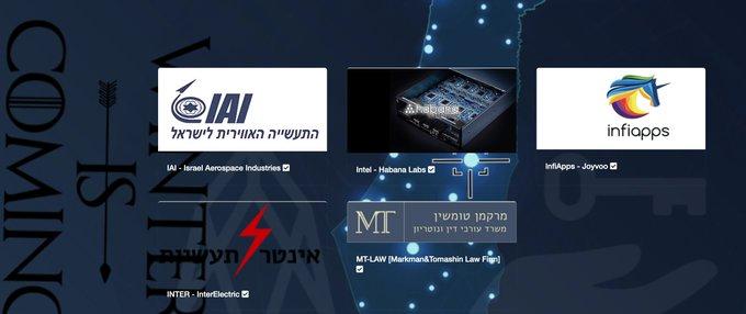Cyberwar: team iraniano viola le Israel aerospace Industries