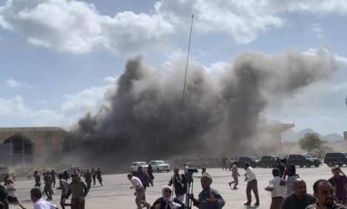 Yemen: attacco terroristico all'aeroporto di Aden
