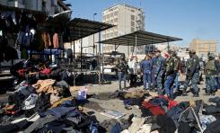 Duplice attentato suicida a Baghdad: 35 morti e almeno 100 feriti
