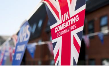 Gran Bretagna, Covid come una guerra: oltre 1000 morti al giorno
